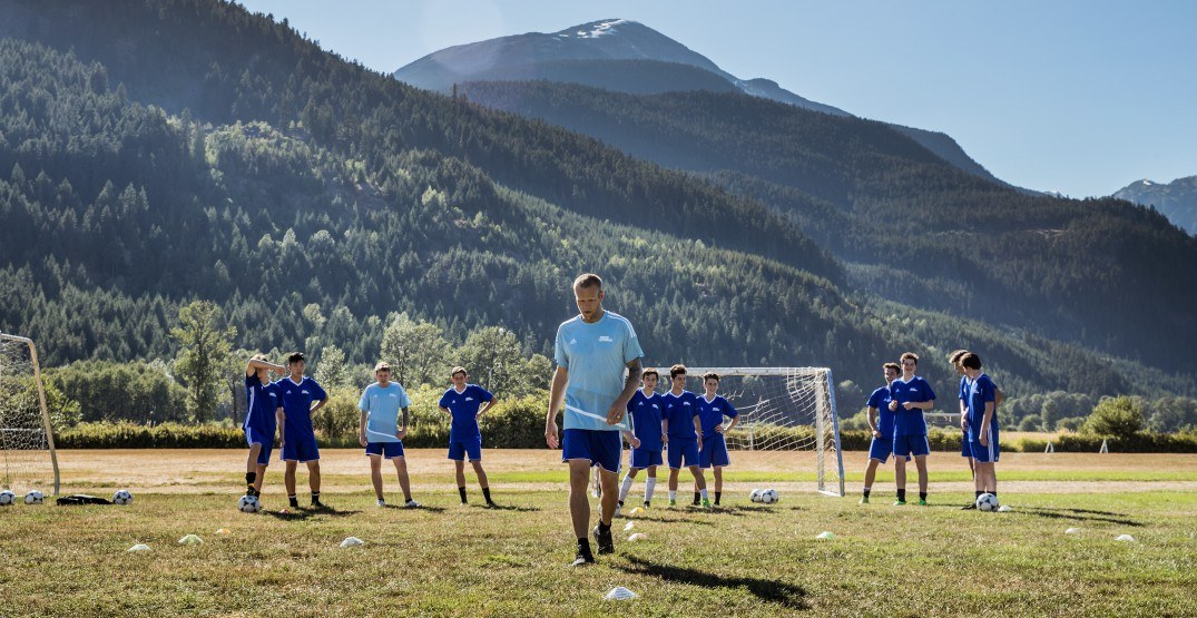 Former Whitecaps captain Jay DeMerit inspires youth at his summer soccer camps