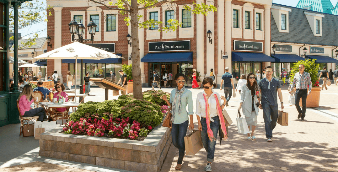 McArthurGlen Designer Outlet Vancouver Airport is kicking off their annual Canada Day event with a huge summer sale