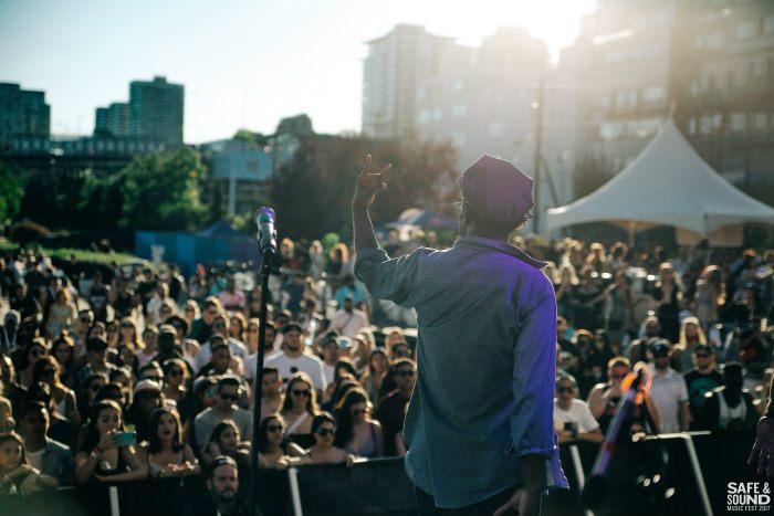 Safe & Sound Music Fest: Metro Vancouver's hottest summer