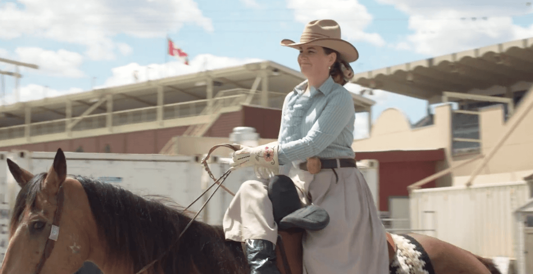 This year's Calgary Stampede will feature a new style of racing