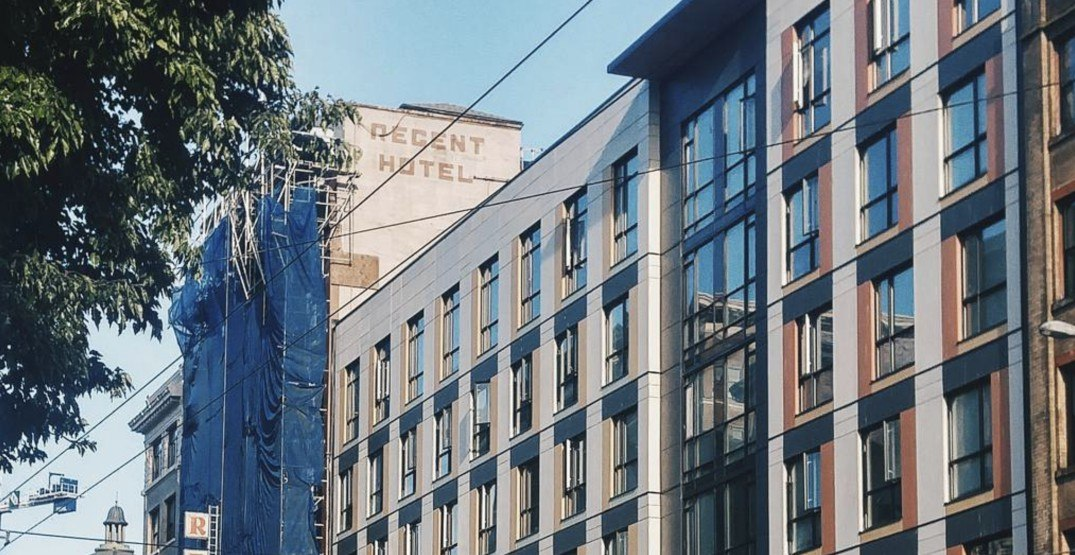 Provincial and city governments order shut down of Vancouver's Regent Hotel