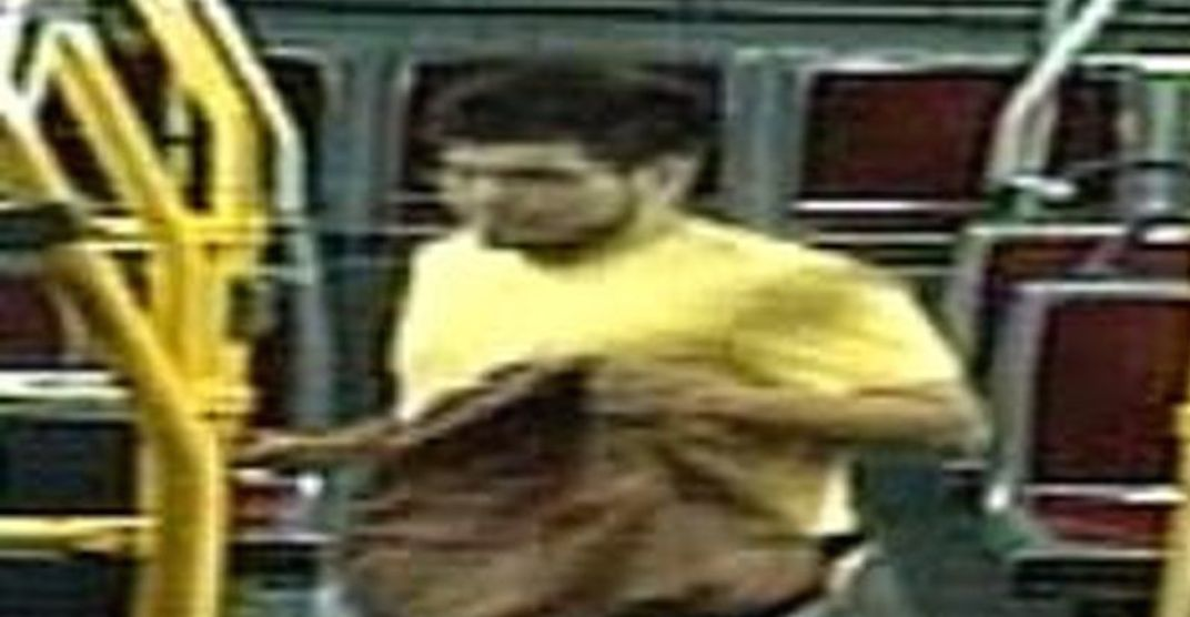 Man wanted after sexually assaulting woman exiting TTC bus