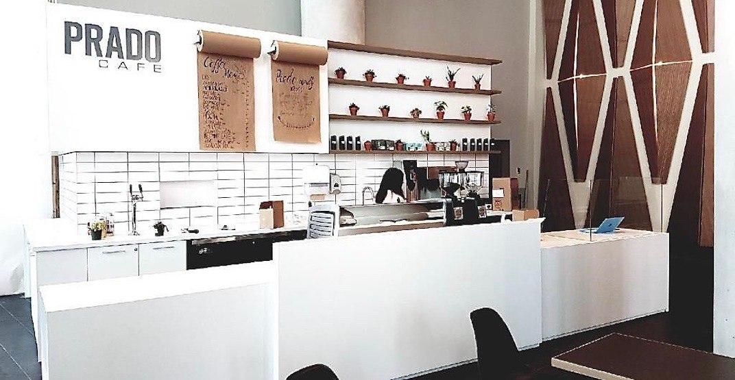 Prado's stunning new location is opening next week