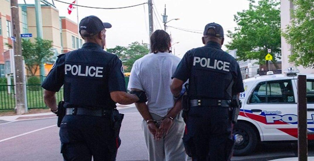 Police arrest 70 people in raids targeting Five Point Generals street gang
