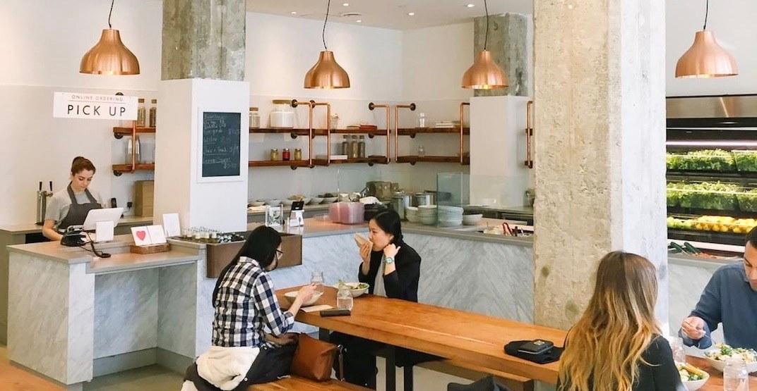 Popular Vancouver salad spot announces second location