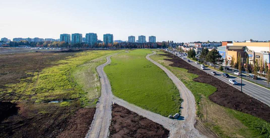 New 3-km-long public trail opens in Richmond's new Garden City Lands Park