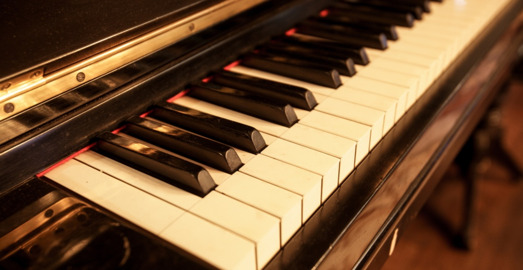 Police find warehouse filled with pianos in Richmond