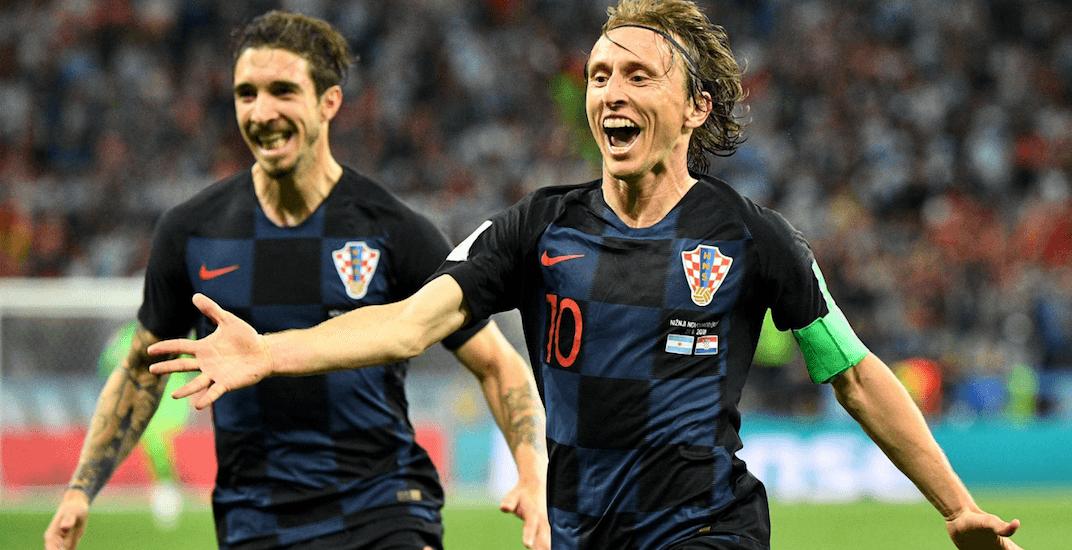 World Cup Report: Croatia pulls off shocking upset against Argentina