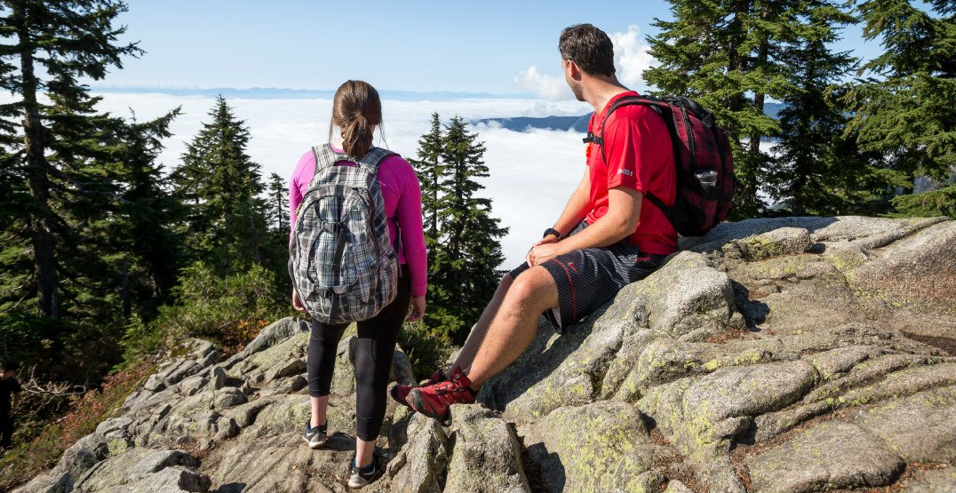 Grouse Mountain is giving away 2 Annual Local's Passes right now