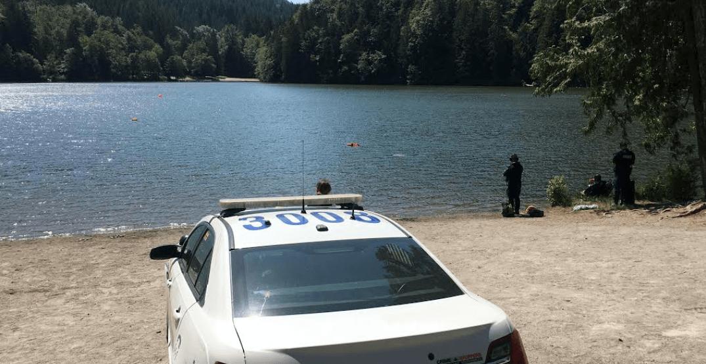 20-year-old Metro Vancouver man drowns at lake near Squamish