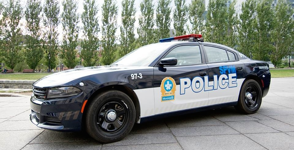 Montreal police update their cars and uniforms for a new look (VIDEO)