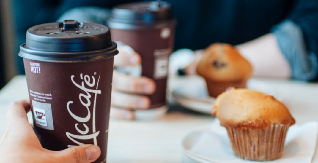 McDonald's is offering $1 coffee across Canada for an entire month