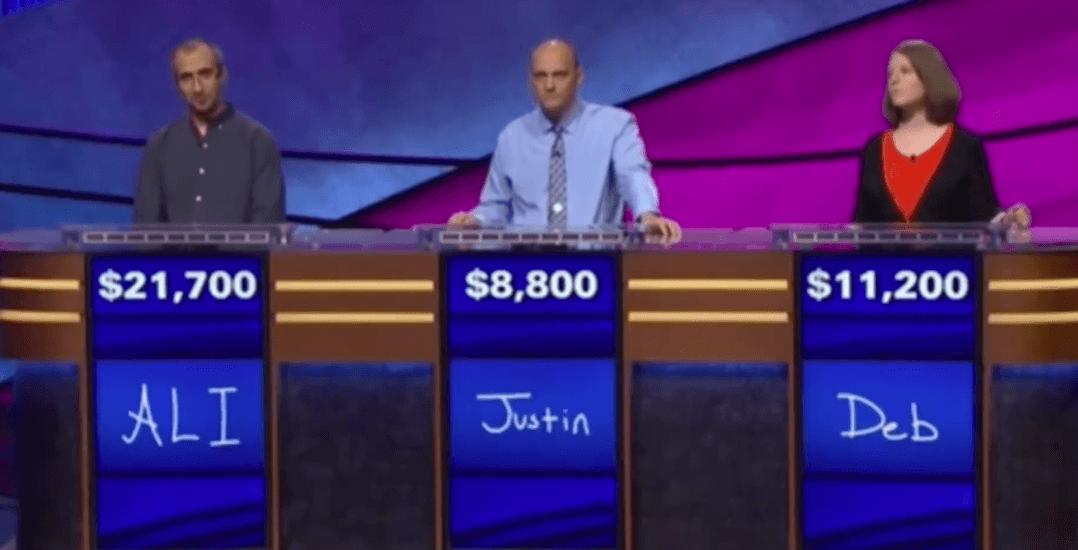 Canadian teacher on a three-day Jeopardy! winning streak (VIDEO)