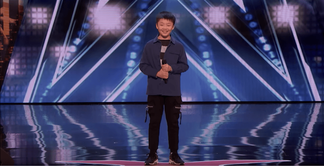 13-year-old Canadian singer steals show on America's Got Talent (VIDEO)