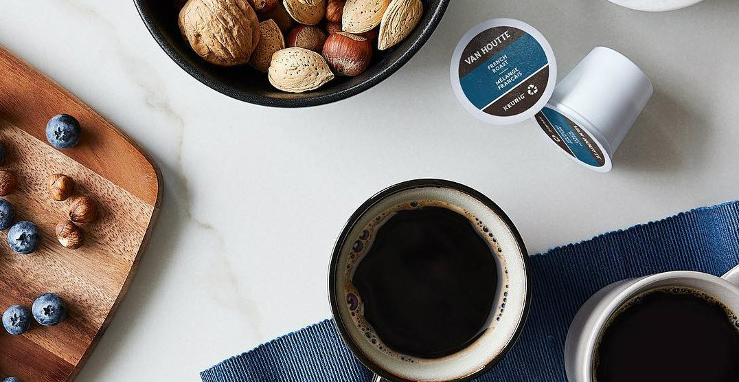 Keurig is giving out free coffee (and good conversation) this week