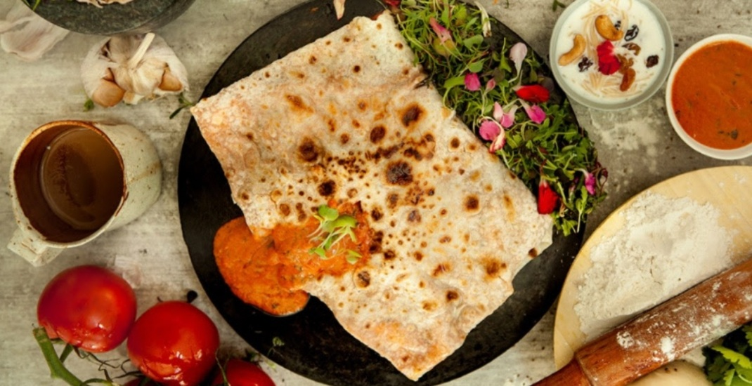 Can you handle Toronto's new ultra spicy roti challenge?