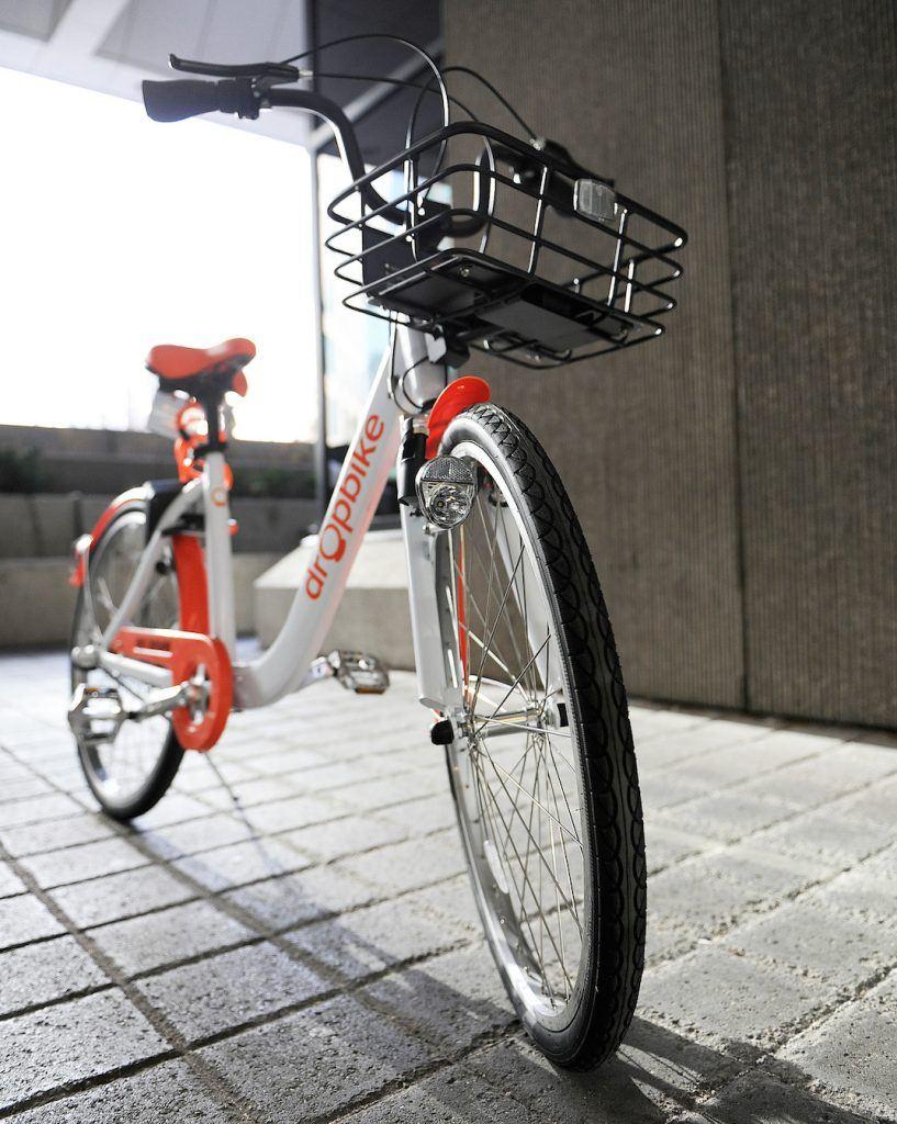 Dropbike bike share