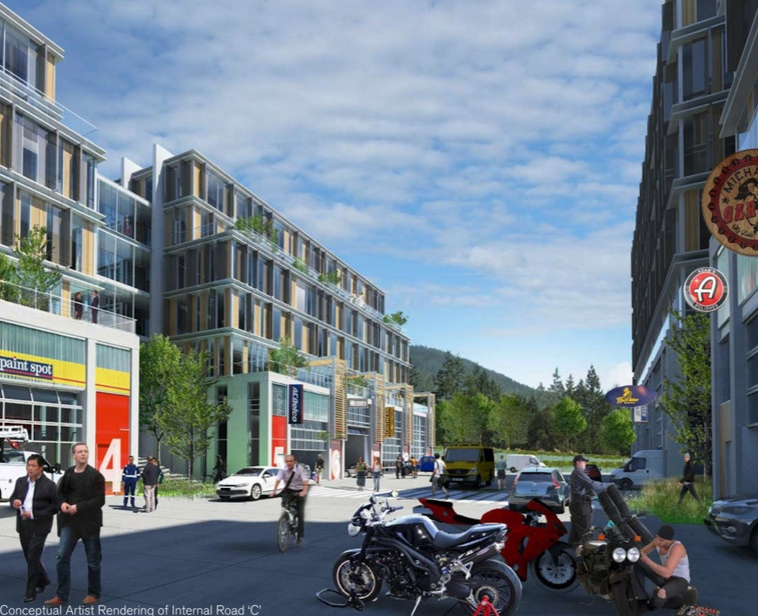 North Shore Innovation District