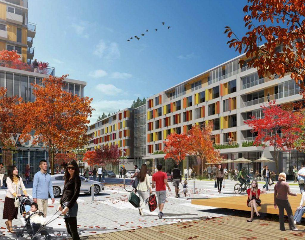 Massive 2 3 Million Sq Ft Innovation District Proposed