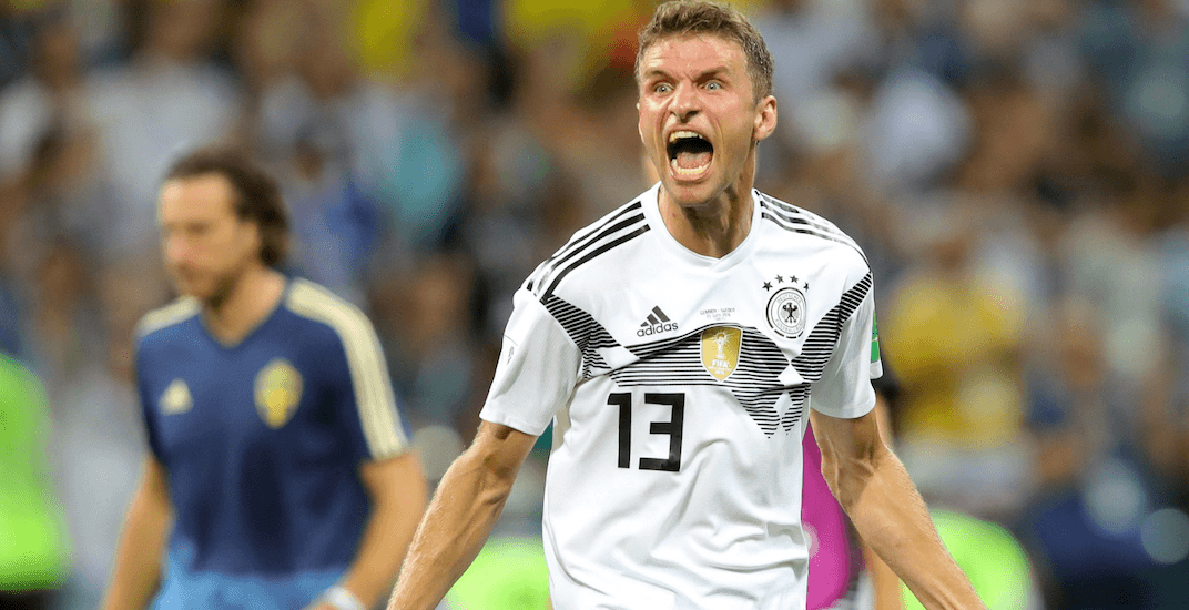 World Cup Report: Last second goal lifts Germany to dramatic win