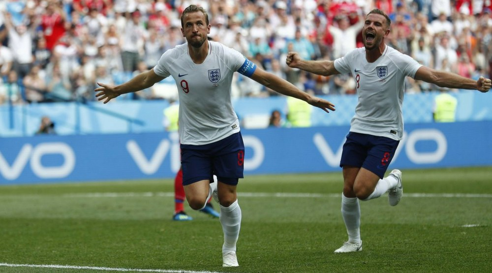 World Cup Report: England routs Panama with most goals since 1966