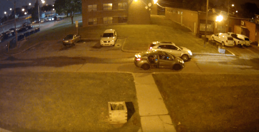 Toronto police release videos of deadly shooting hoping to identify suspect (VIDEOS)