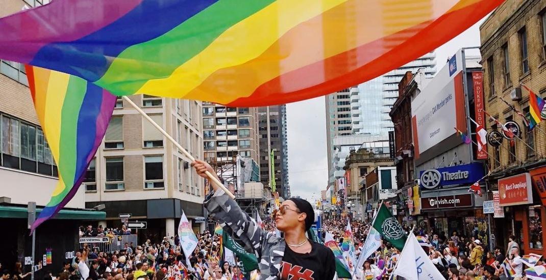 50 photos of the Pride weekend in Toronto 2018