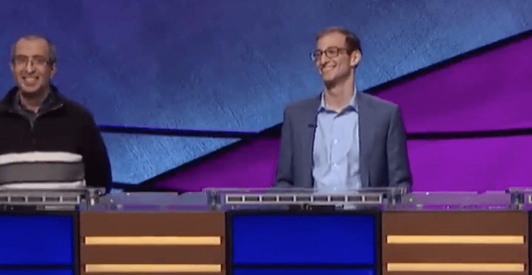 Canadian contestants took over Jeopardy! last week (VIDEO)