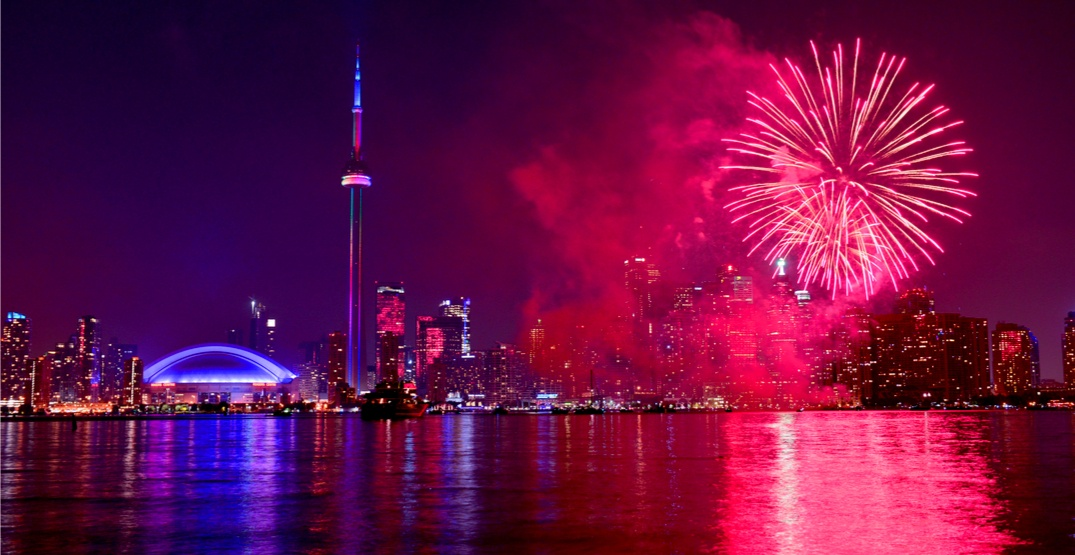 16 FREE Canada Day events happening in Toronto this weekend