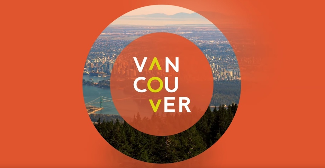 This is the new brand and logo of Tourism Vancouver (VIDEO)