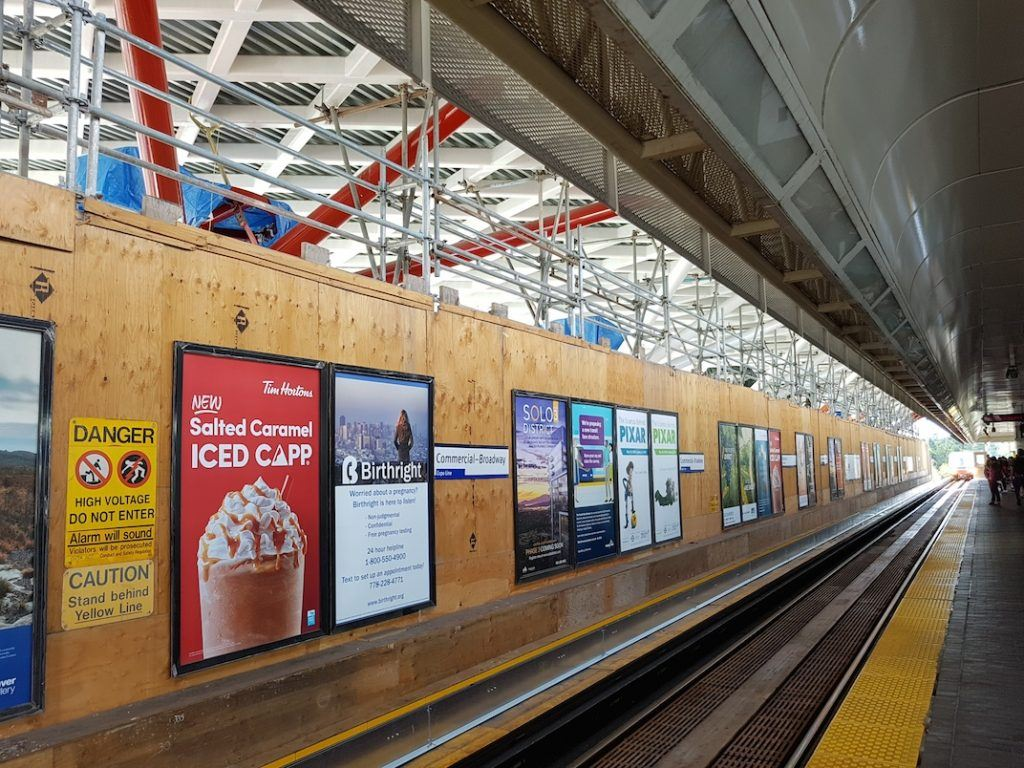 Commercial-Broadway Station