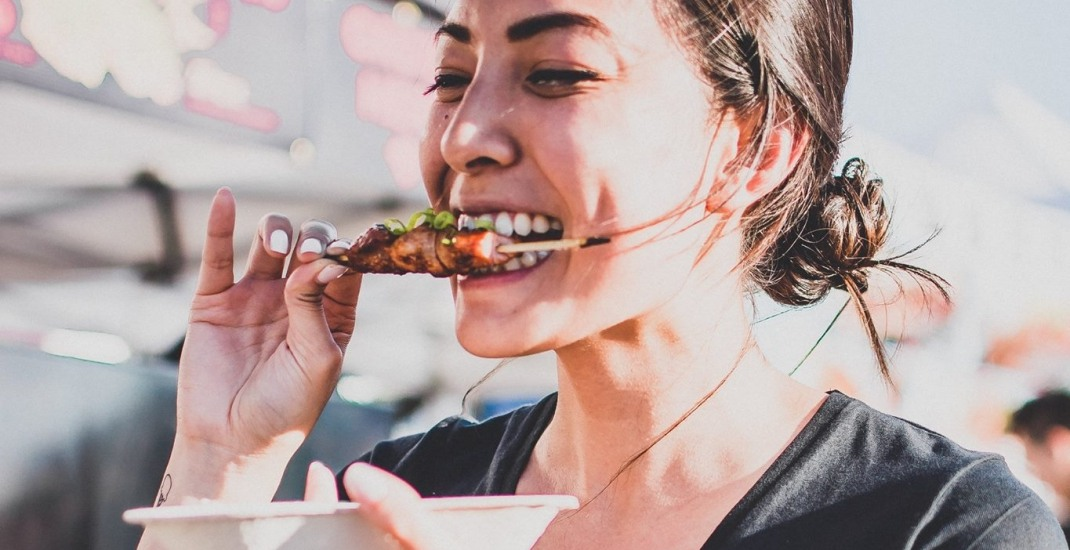 100+ vendors will dish out delicious street food at Night It Up! 2018