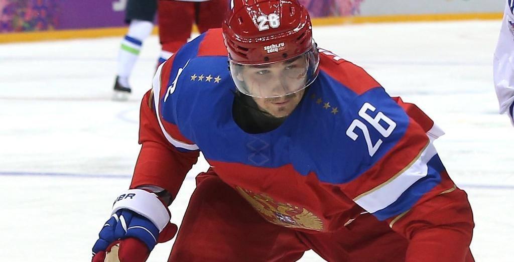Canadiens interested in signing defenceman Slava Voynov