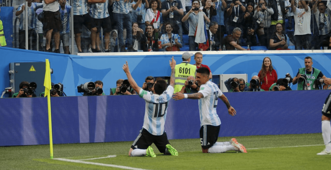 World Cup Report: Argentina minutes away from disaster against Nigeria