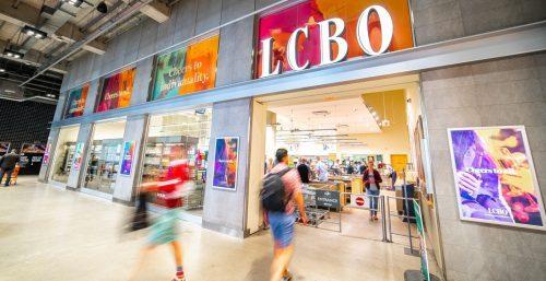 LCBO stores pride