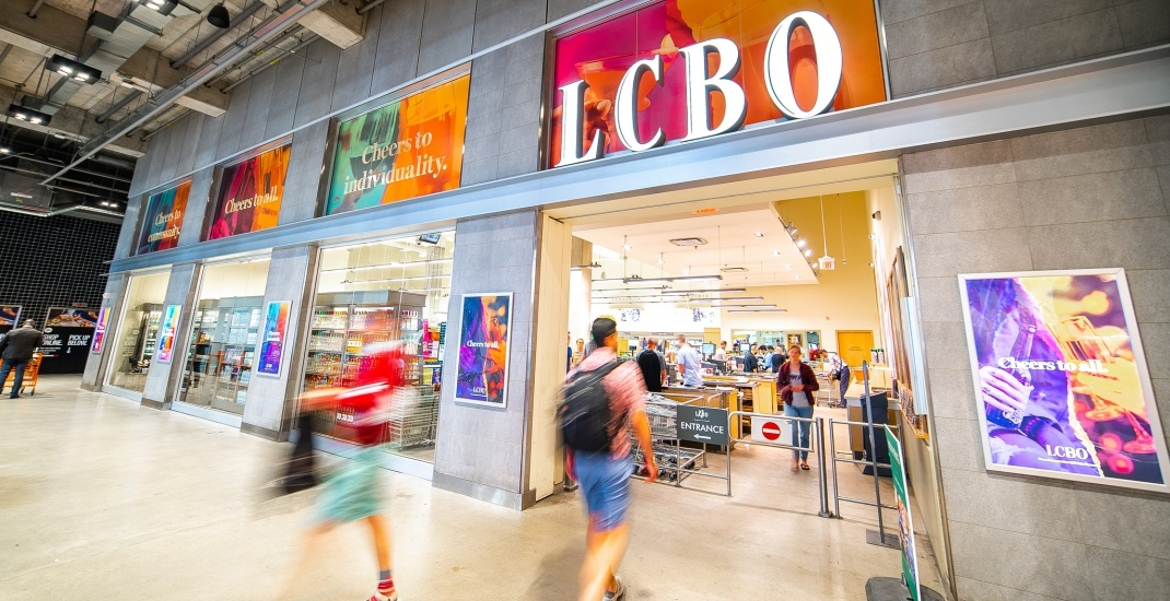 LCBO stores pride August long weekend