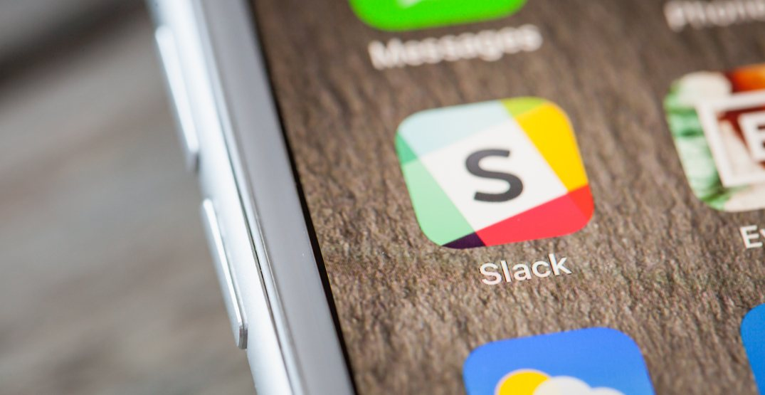 Slack messaging platform plans to go public