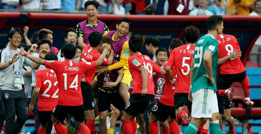 World Cup Report: Korea stuns everyone, eliminates Germany