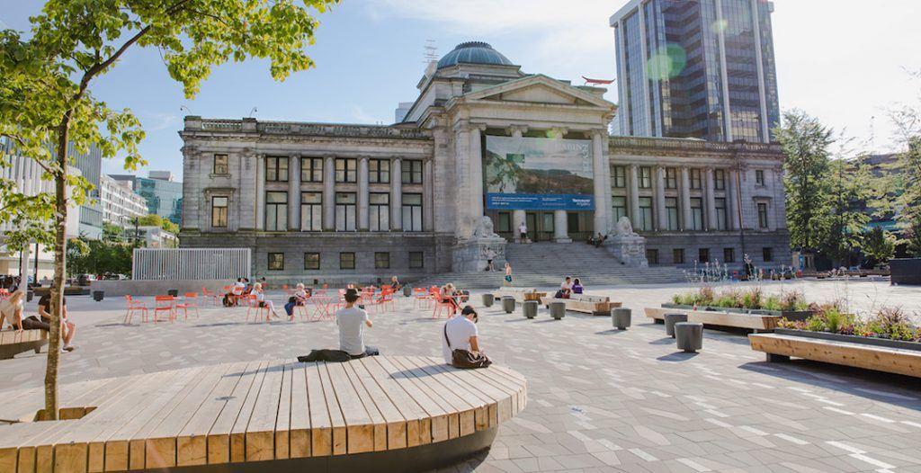 Vancouver art gallery