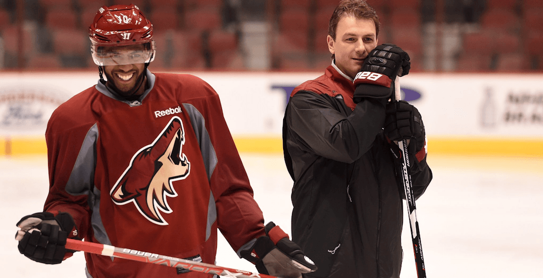 Anthony duclair coyotes