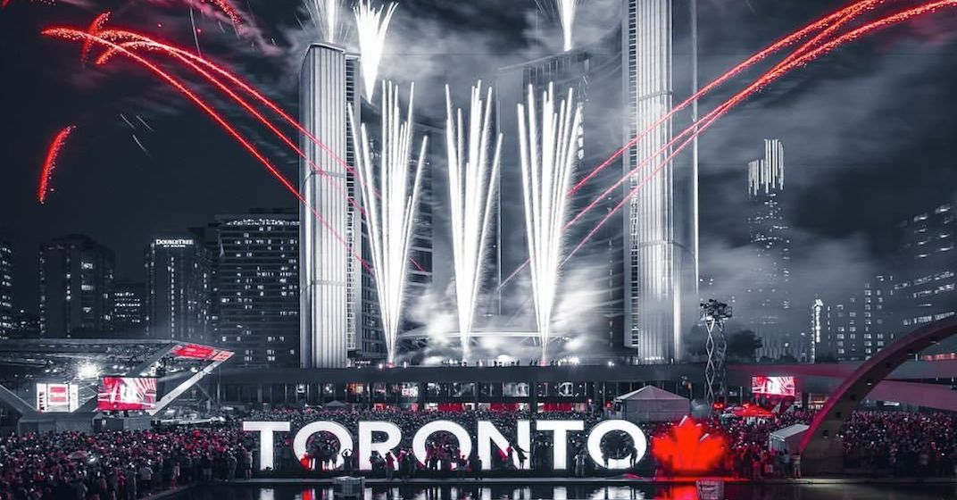 15 FREE Canada Day events happening in Toronto this weekend