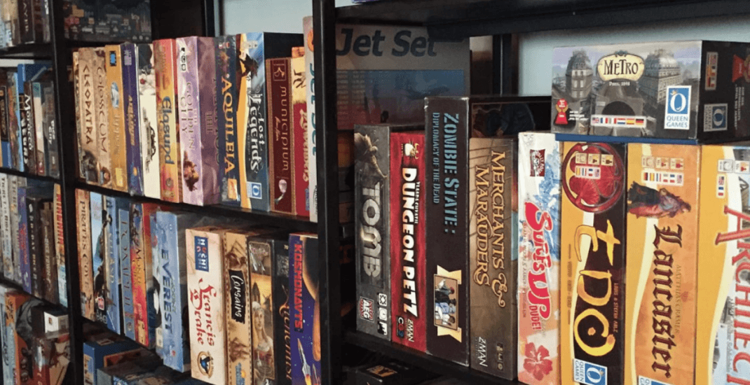 Toronto's newest board game cafe is now open for business
