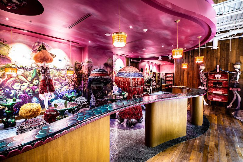 Laurence & Chico Café