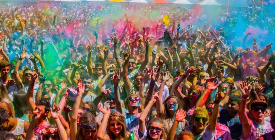 Brighten up your summer this month at Montreal's Festival of Colours