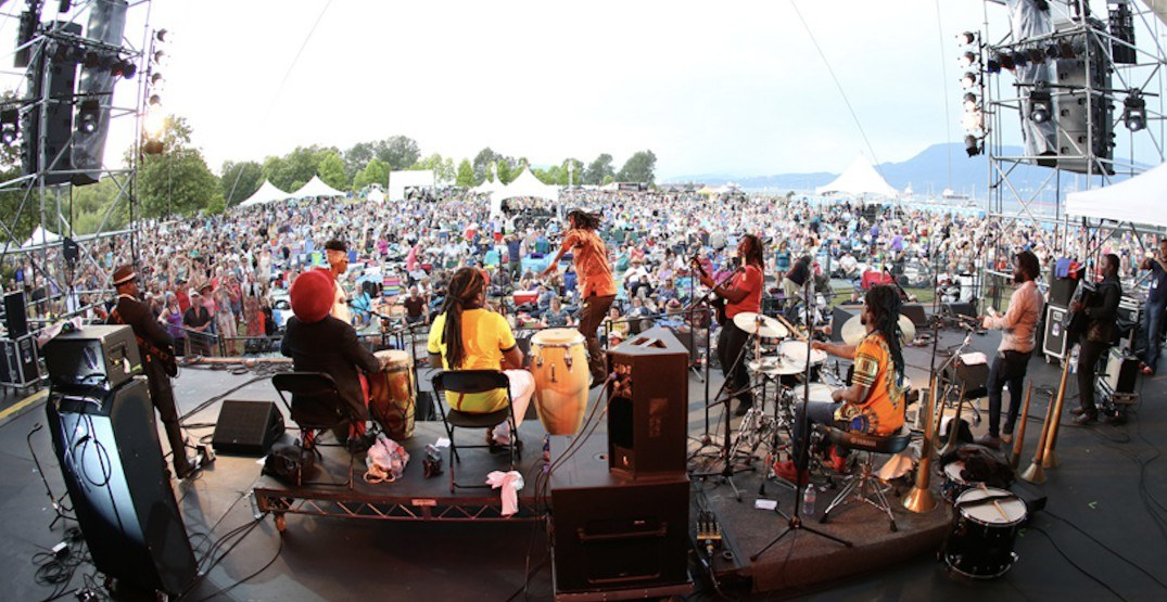 Vancouver Folk Music Festival 2018 offers some of the best music in the city