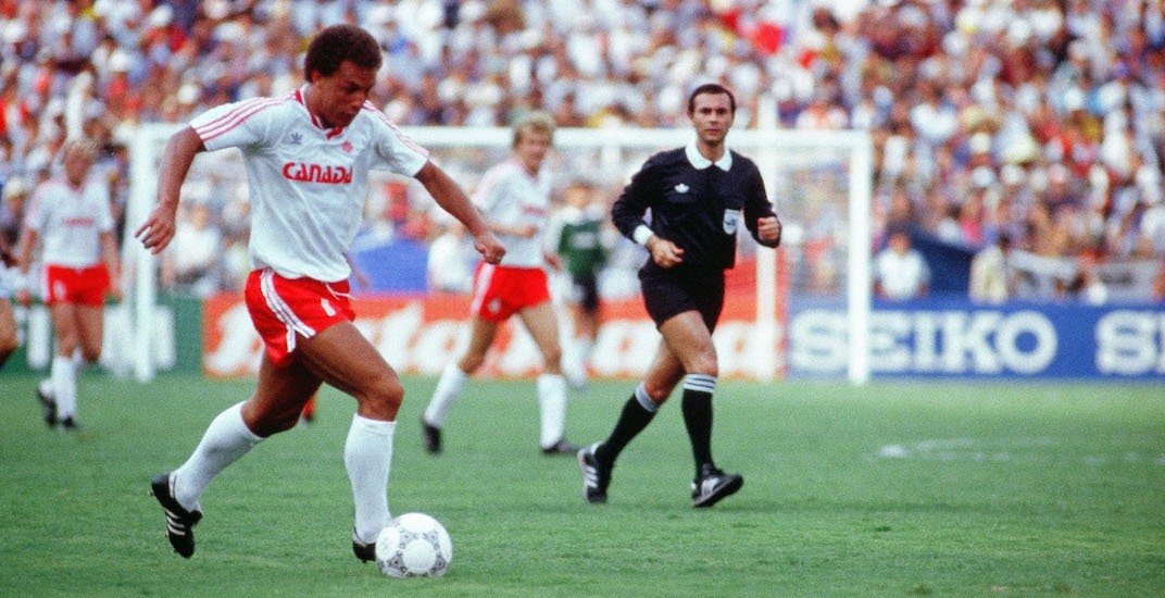 carl valentine world cup canada 1986