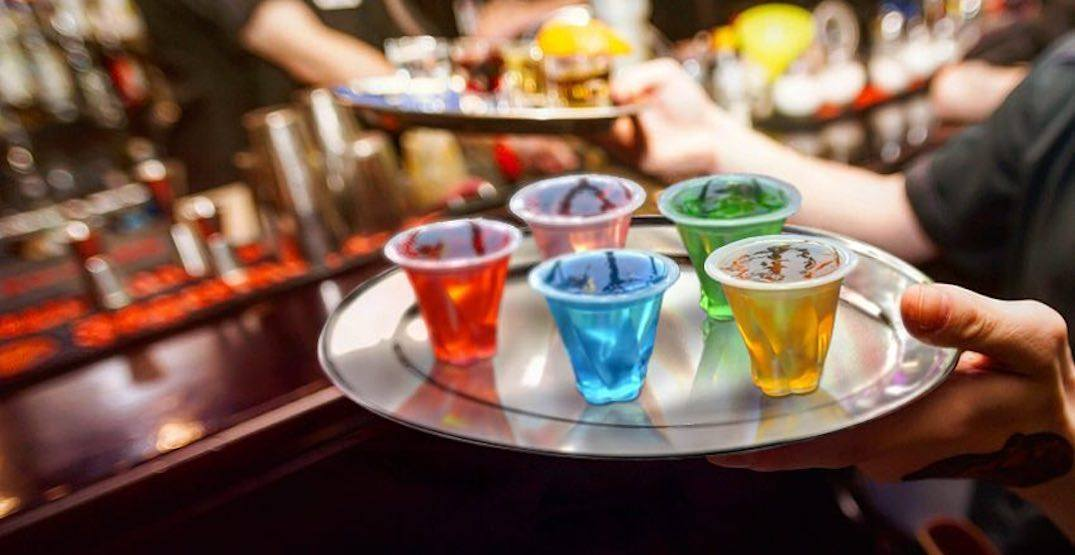 You Ll Be Able To Drink Jello Shots At These Calgary