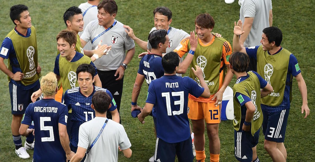 World Cup Report: Japan wins by losing on purpose