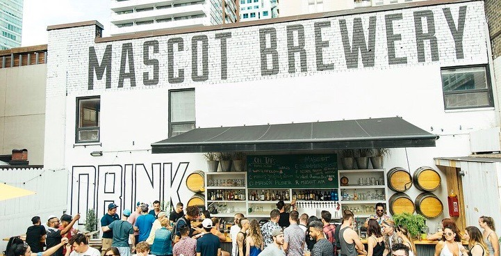 Mascot Brewery (and its famous patio) is closing down this week