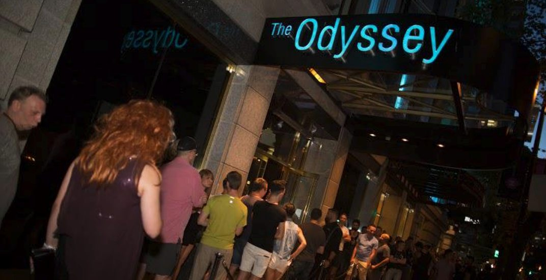Vancouver gay nightclub The Odyssey officially closes forever